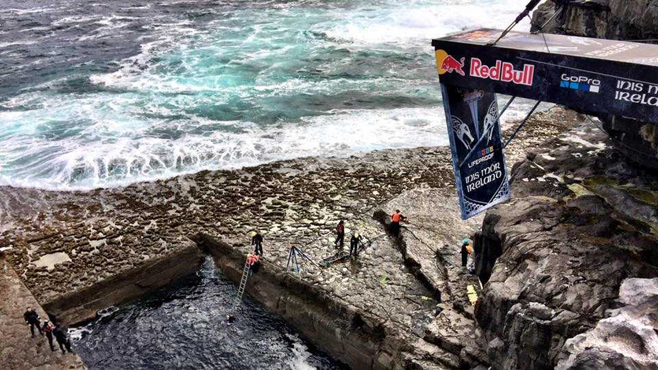 Red Bull Cliffdiving