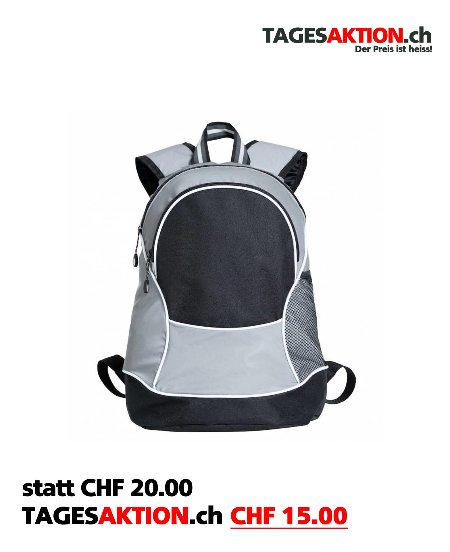 Clique Reflektierender Rucksack