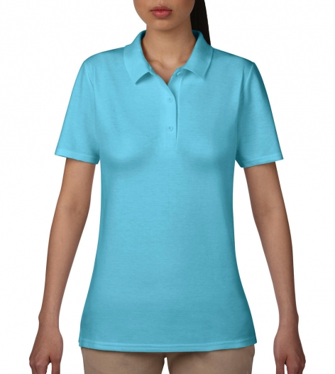 Women's Double Polo
