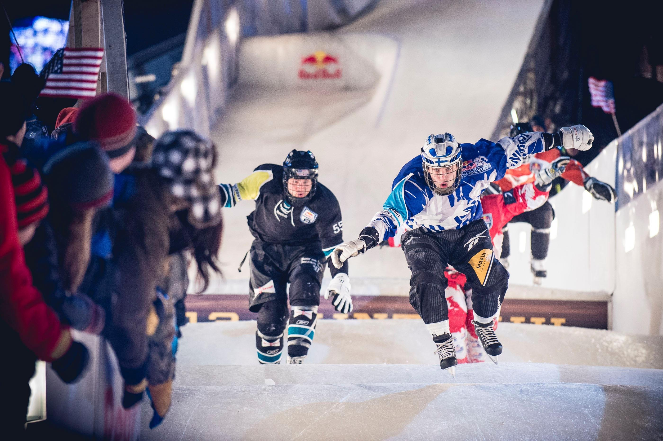 Crashed Ice Finnland