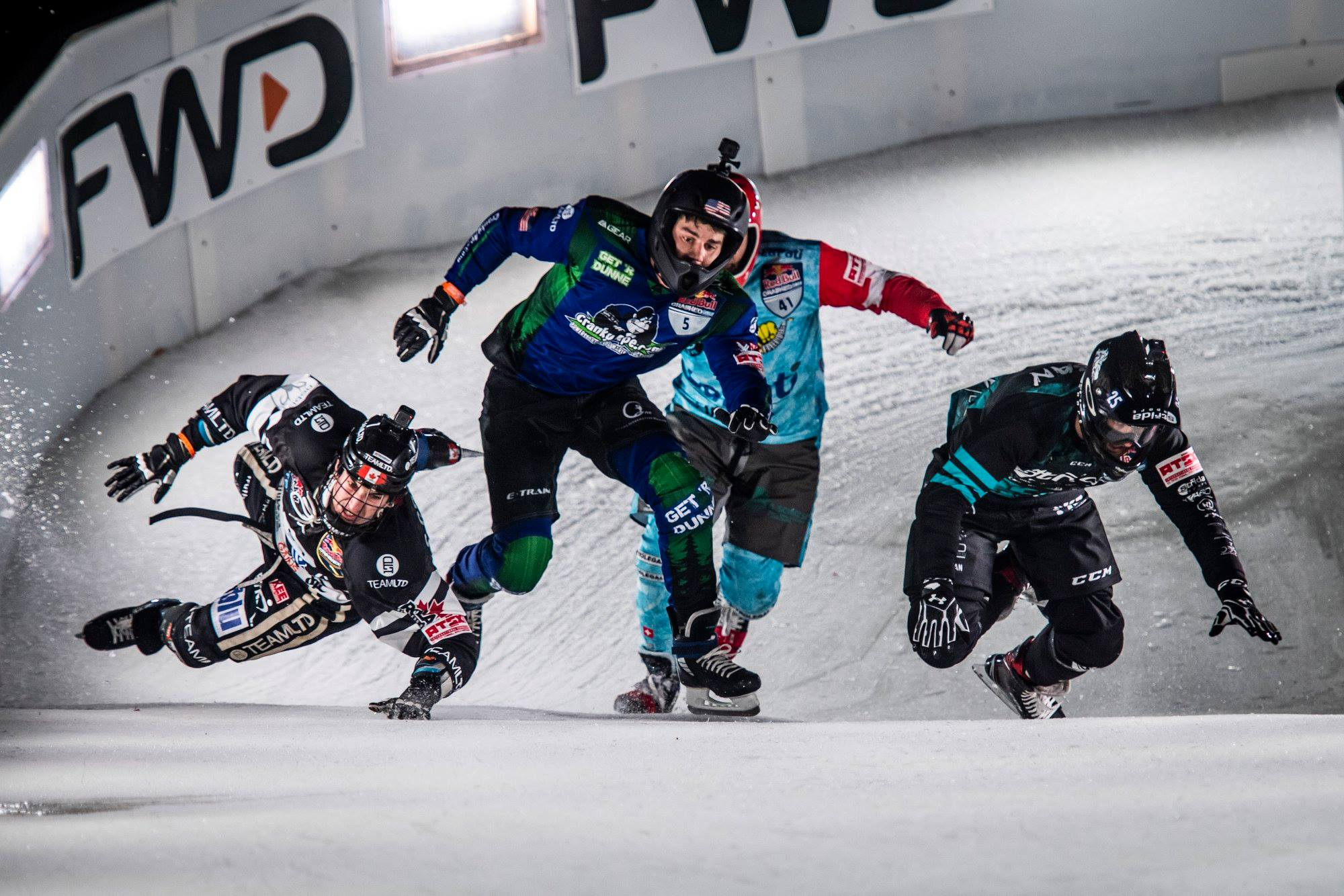 Crashed Ice Japan