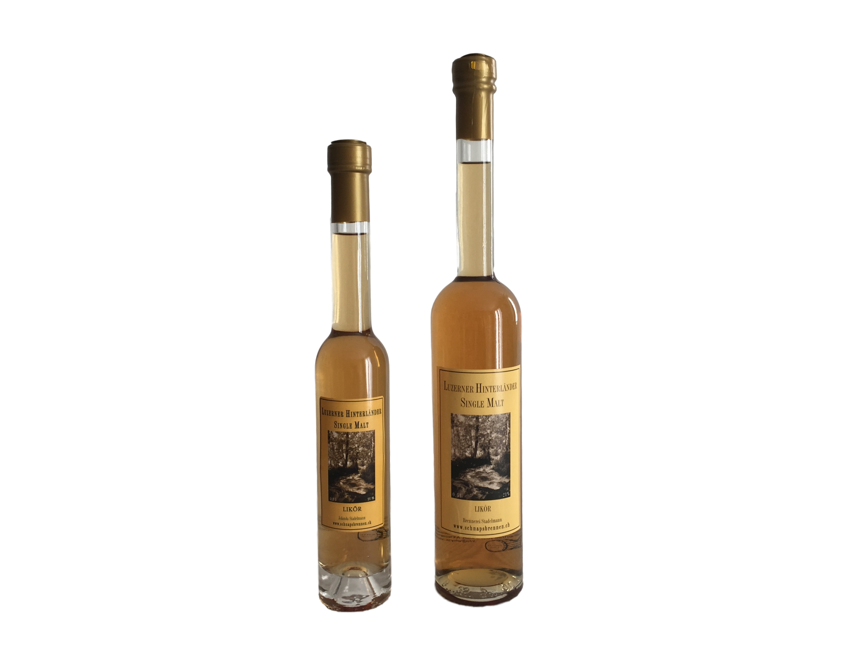 Luzerner Hinterländer Single Malt Likör