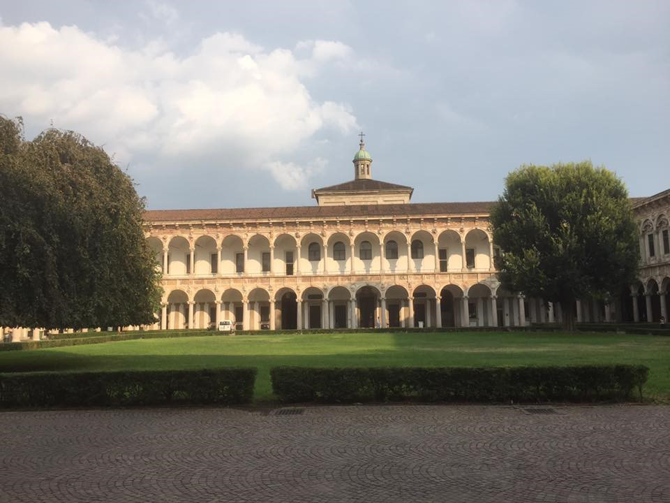 Universities in Milan, Italy