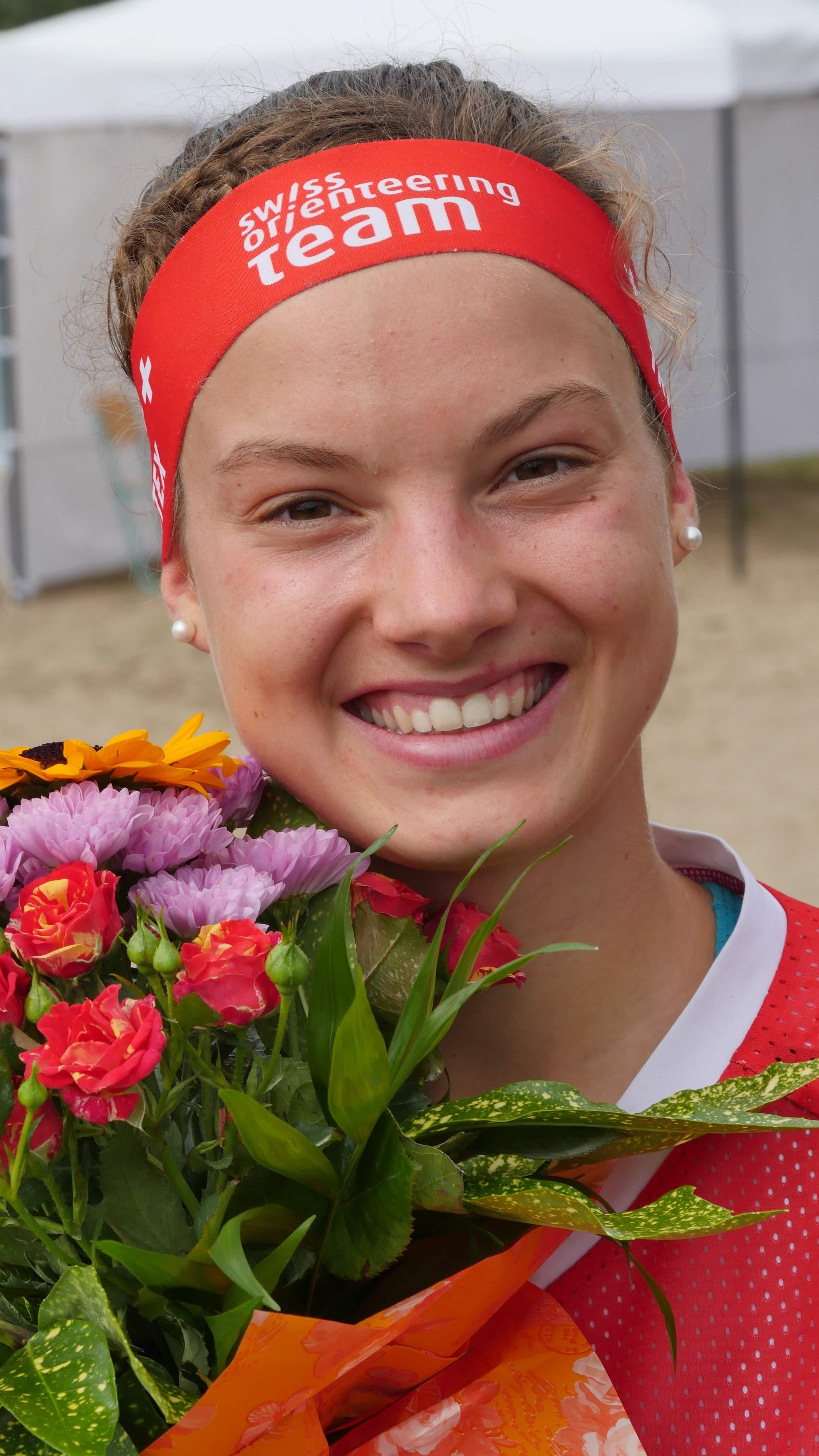 Erfolgreiche Woche für Simona Aebersold: 2. im Weltcup-Final, 2. im Gesamtweltcup, Berner Sportlerin des Jahres 2019