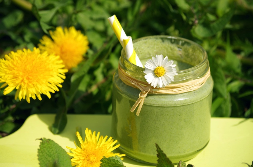 Green Smoothies & Detox