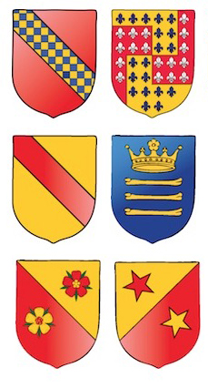 The Baseggio Coats of Arms