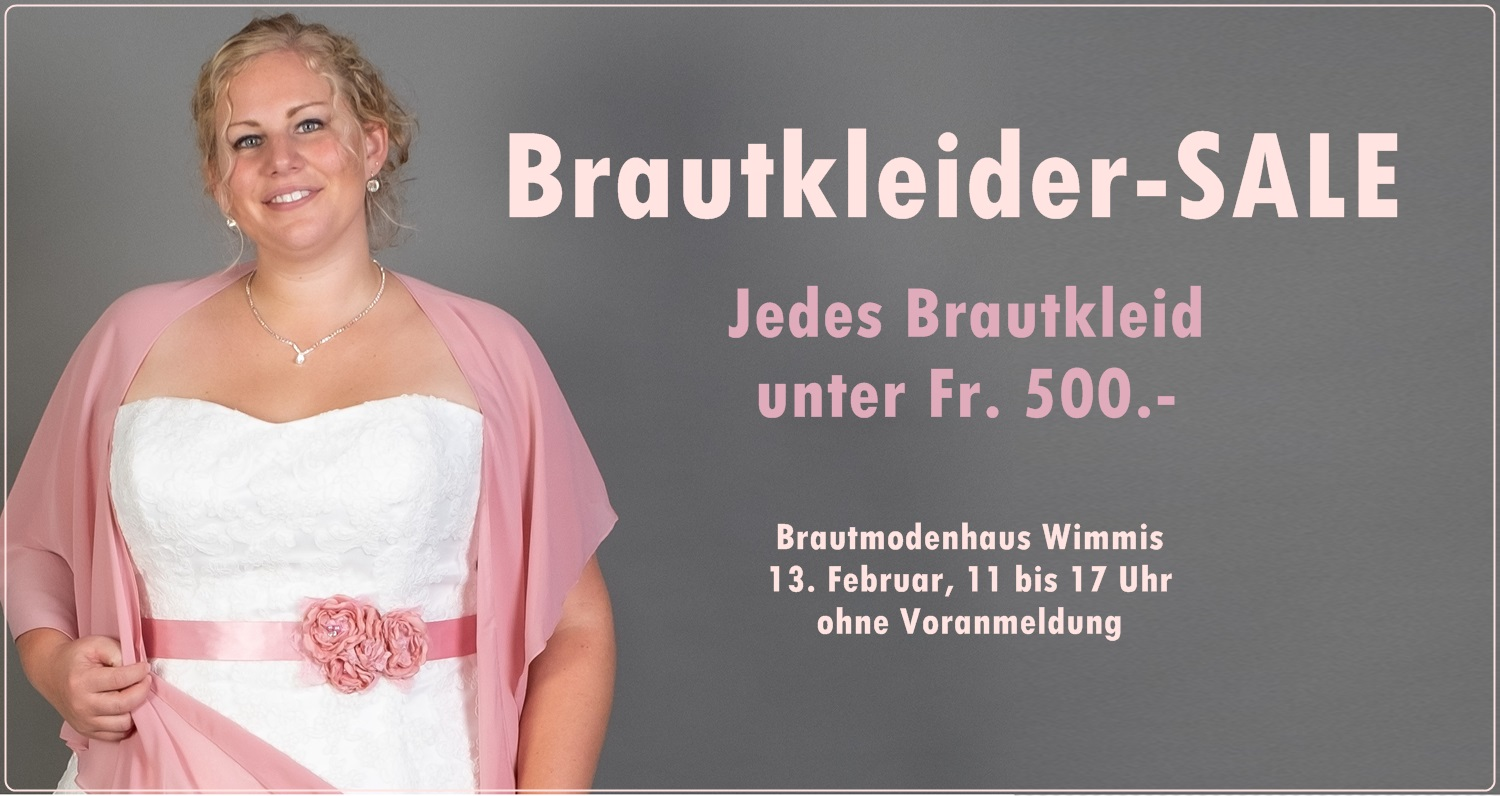 Brautmodenhaus Outlet Wimmis