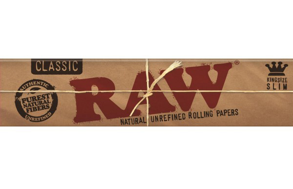 Raw Natural KingSize Slim