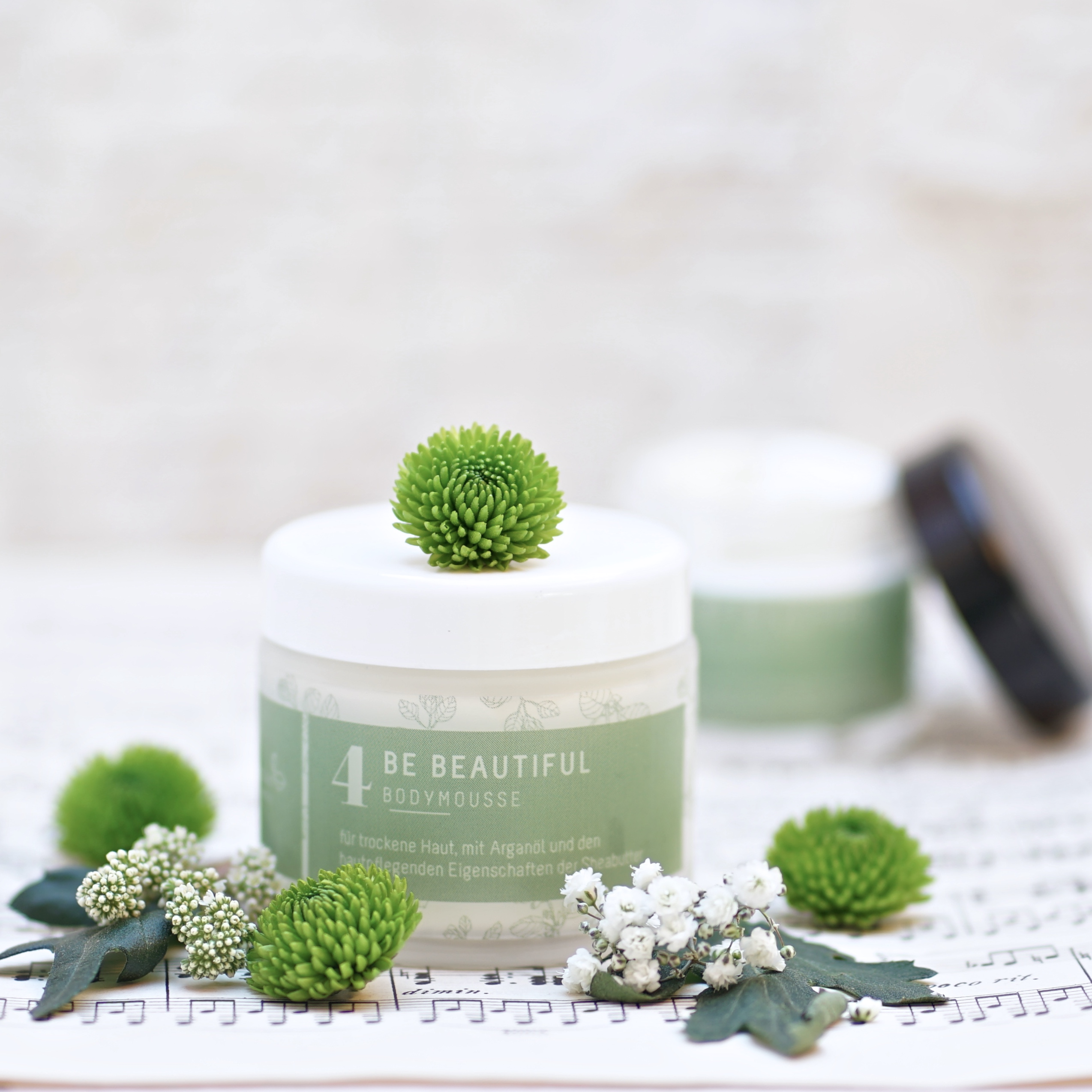 Be Beautiful (Bodymousse): Neu im Sortiment