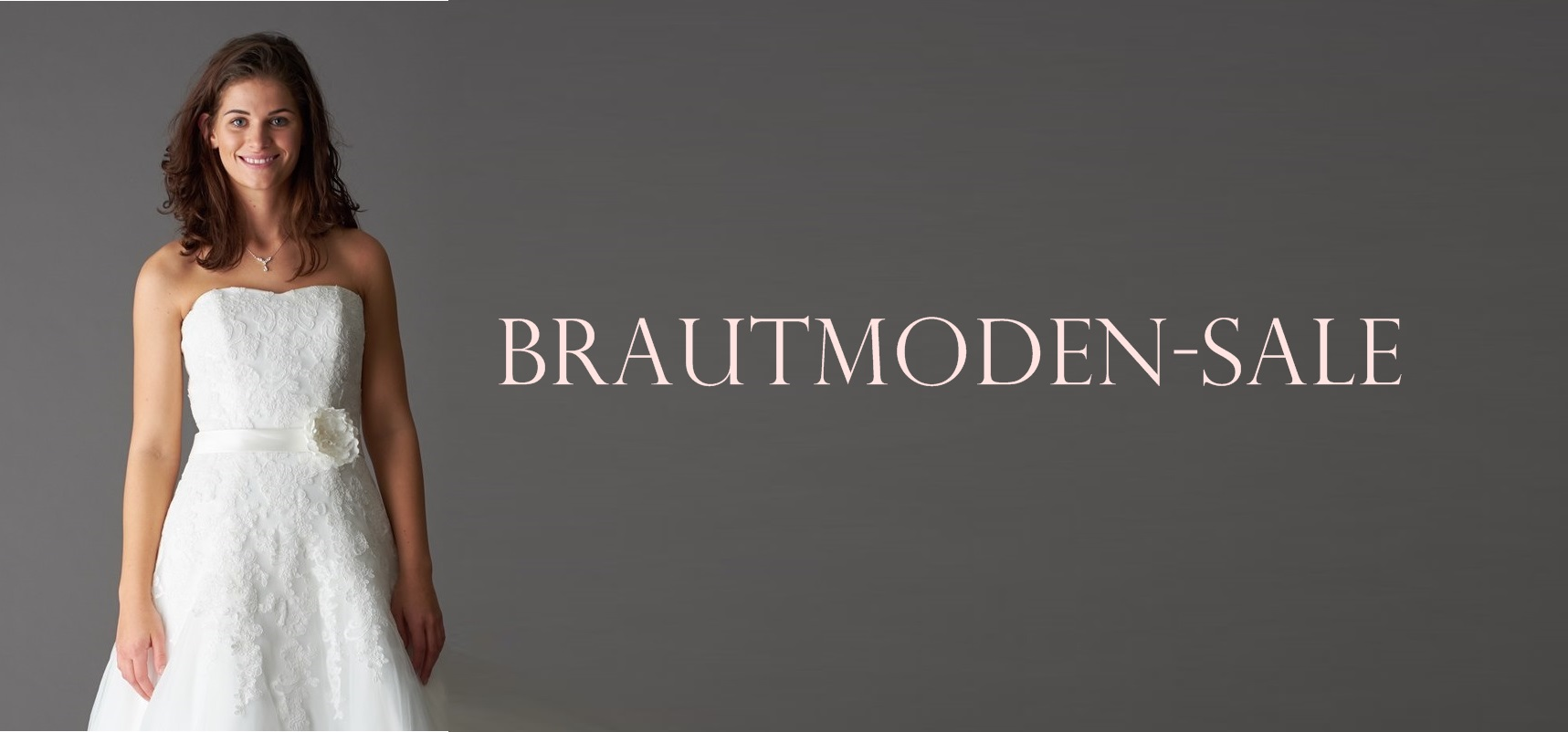 Brautmoden outlet online