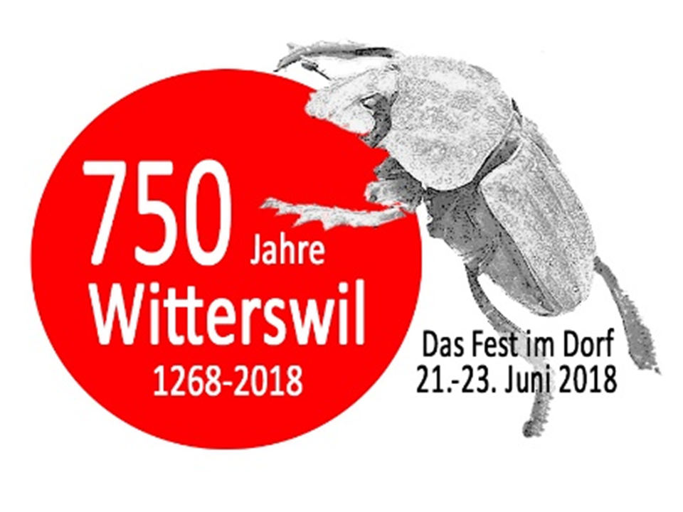 750 Jahre Witterswil Logopng