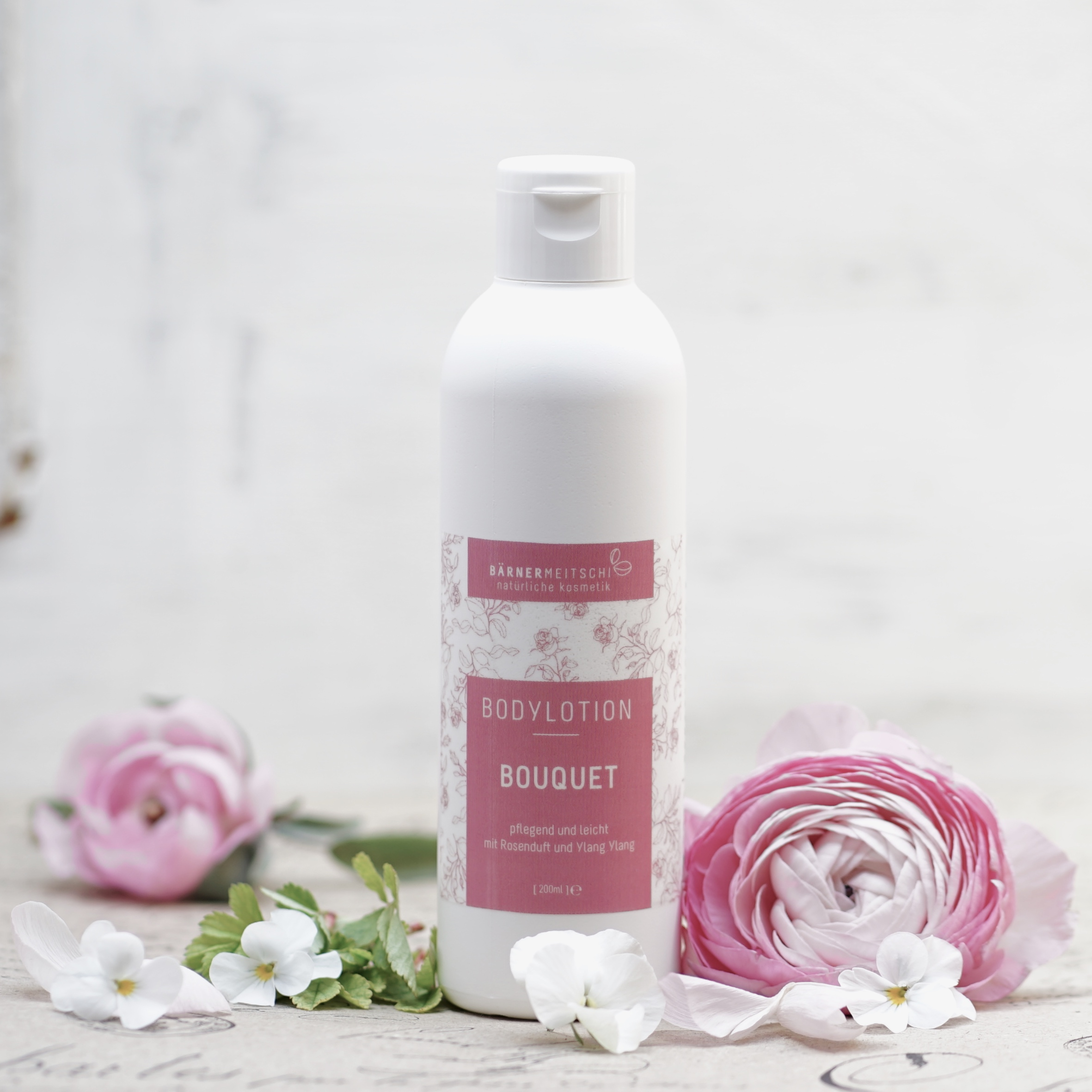 4 Bodylotion Bouquet