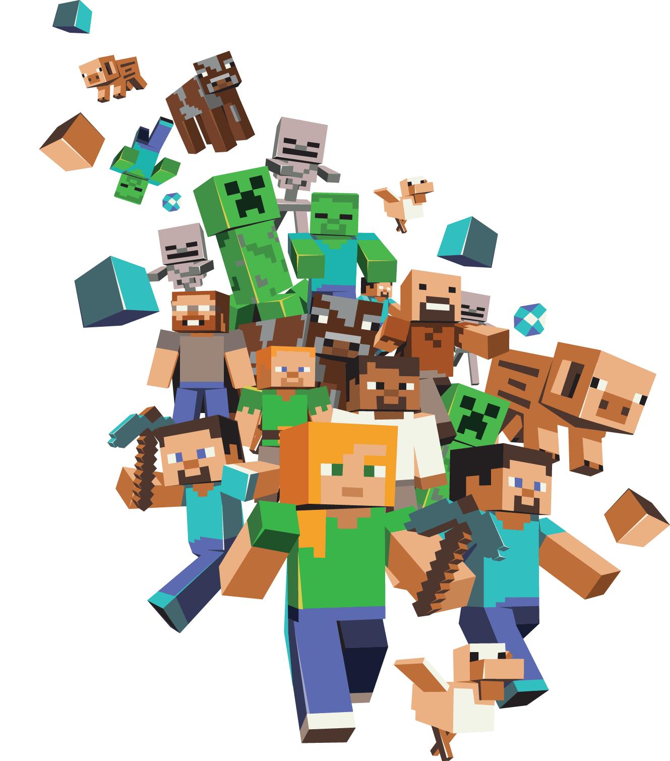 minecraft mit freunden spielen