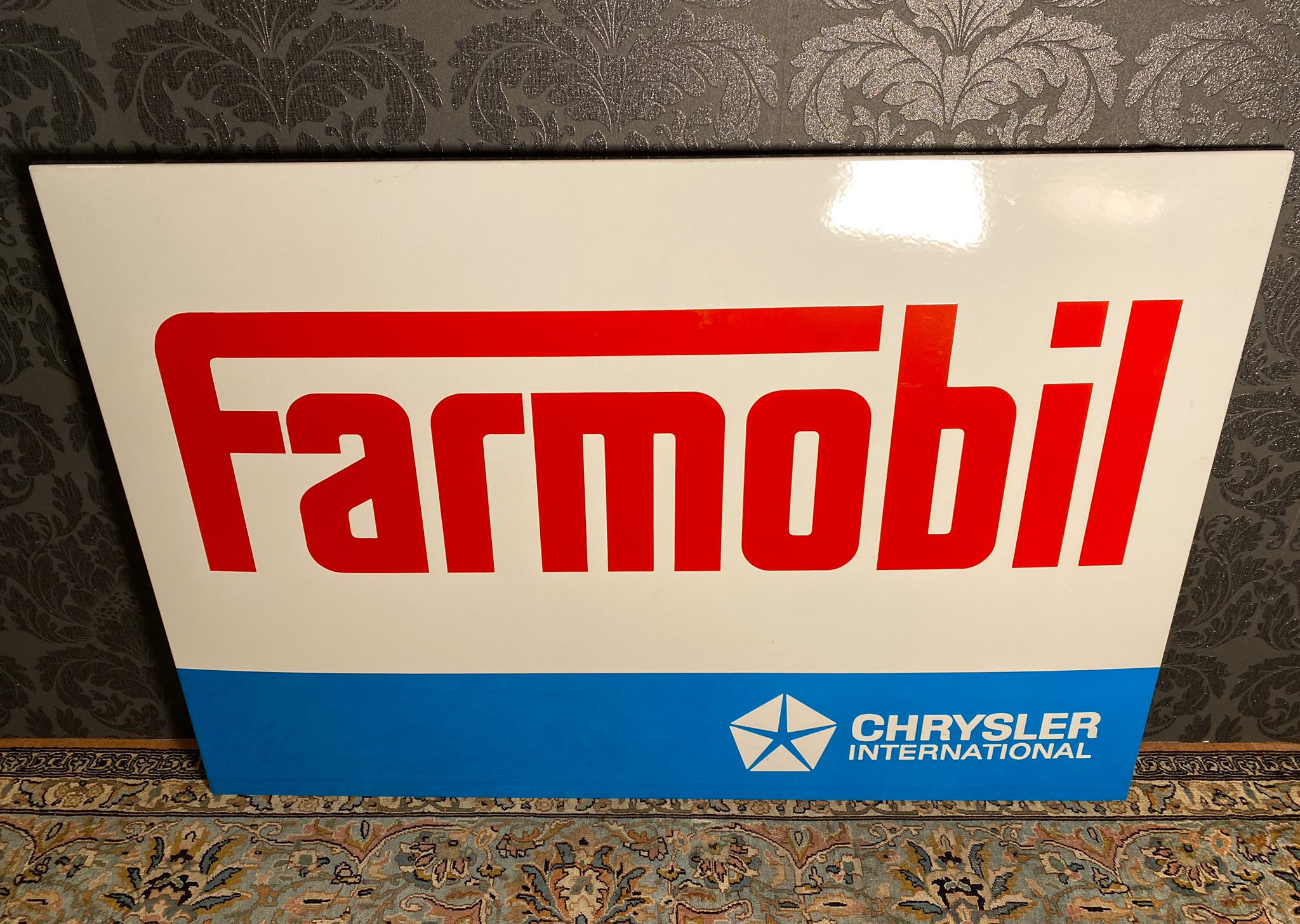 Emailschild Farmobil - Chrysler