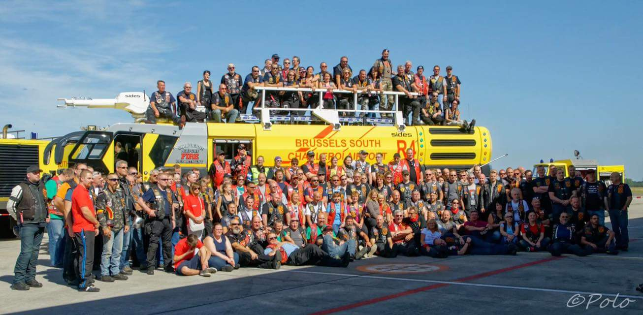 Firefighters Gruppenbild