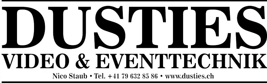 DUSTIES - Video & Eventtechnik