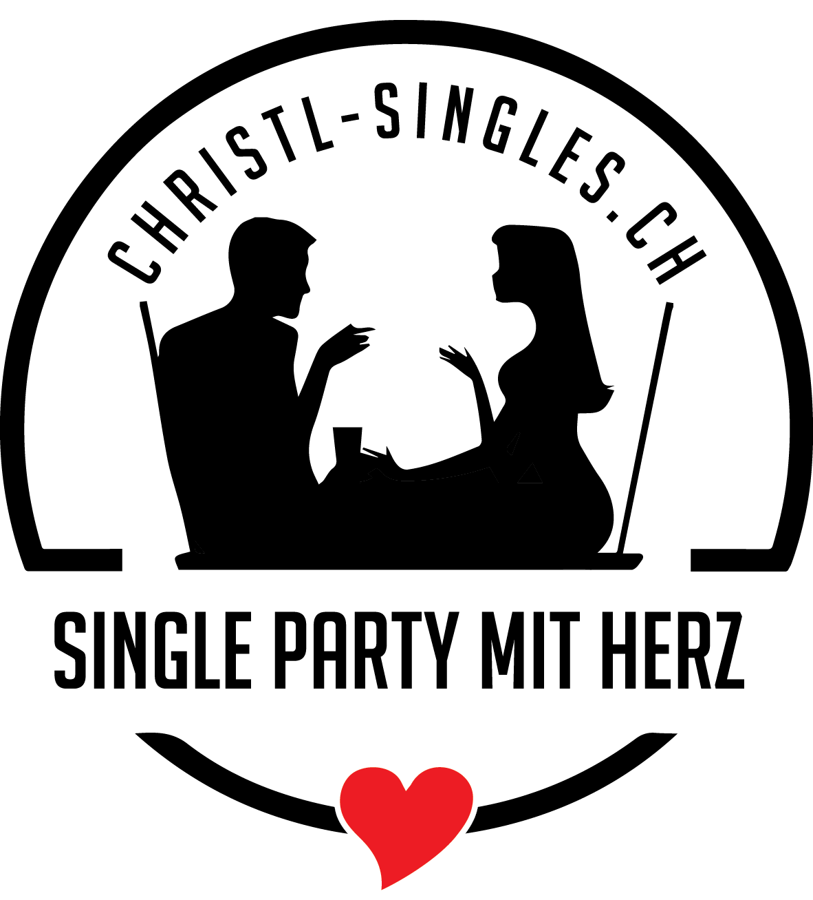 Single-Party-Mit-Herz