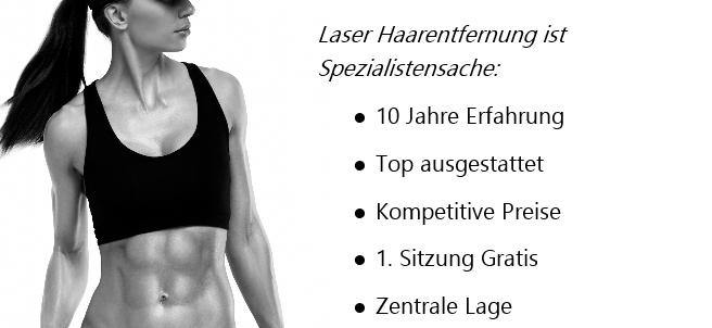 laser haarentfernung hannover