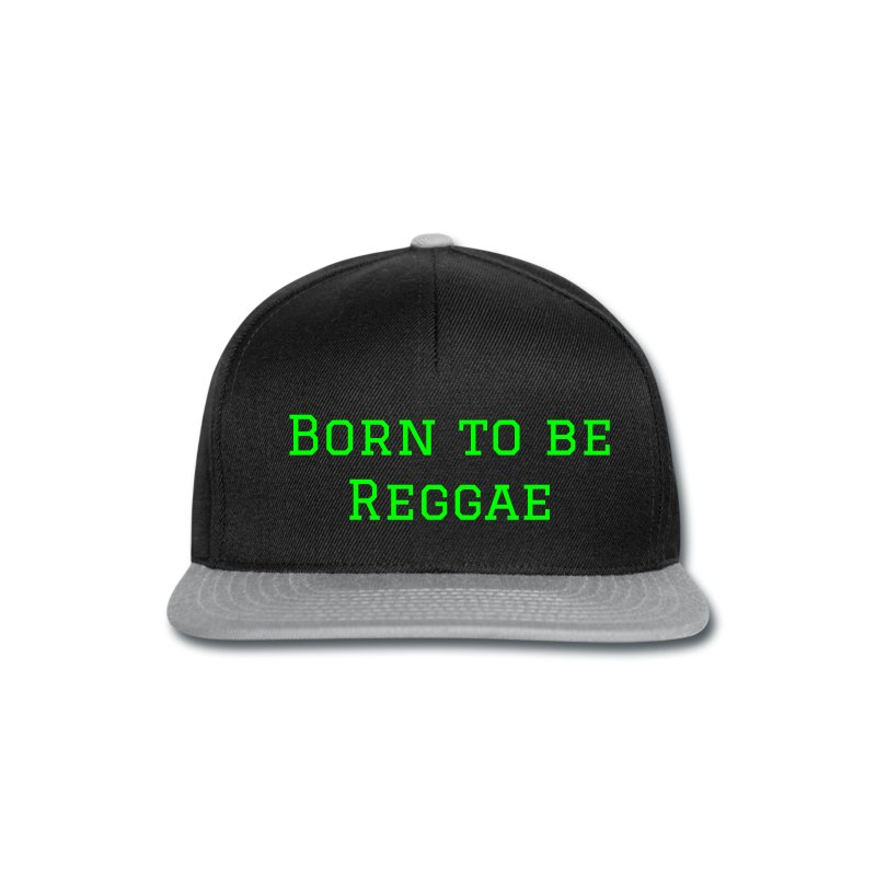 CAP-BORN TO BE REGGAE