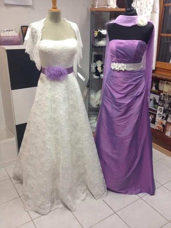 Brautkleid zum abendkleid andern