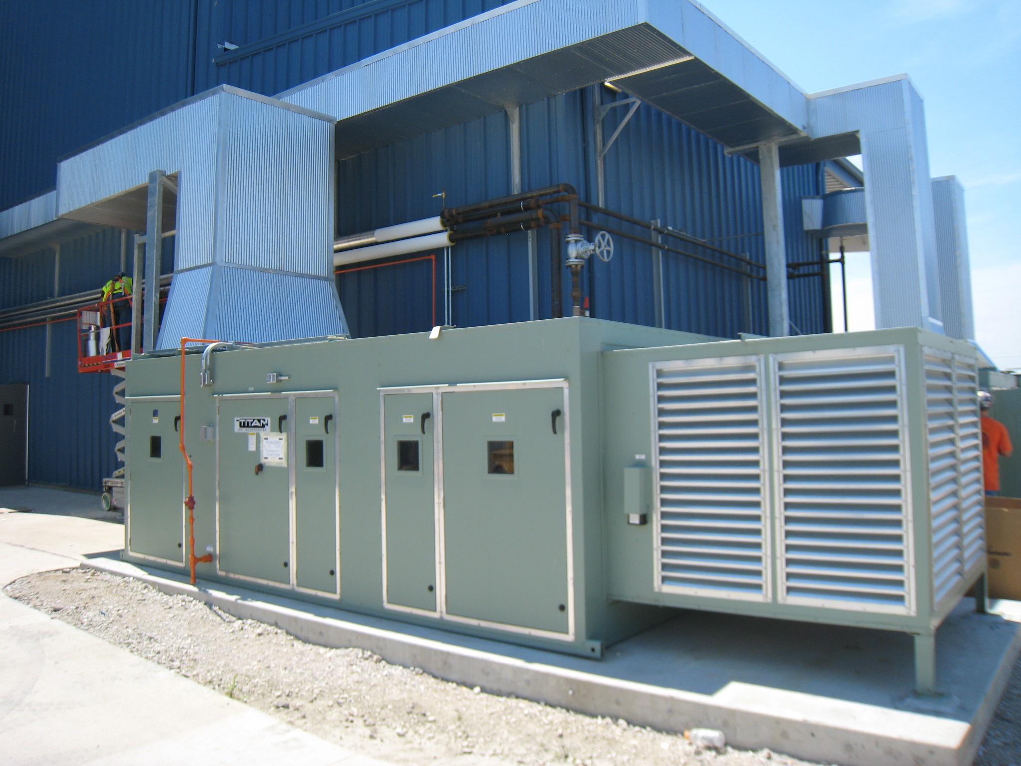 Sanola Services AG Lüftungstechnische Dienstleistungen #2F669C