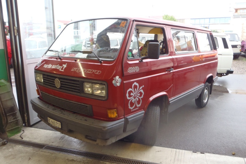 T3 Syncro Rot