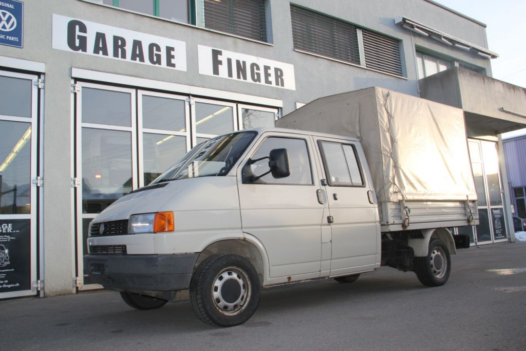 VW T4 2.5 syncro (Pick-Up)