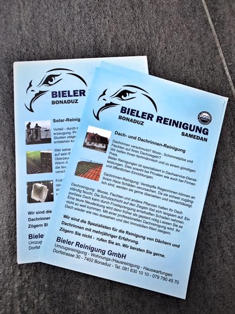 Wunderbar Hausreinigung Flyer Ideen - Bilder für das Lebenslauf ...