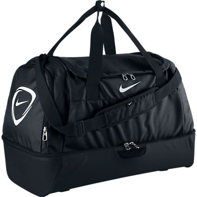 Nike - Club Team Hardcase 010 Black/Black/(White) extra large