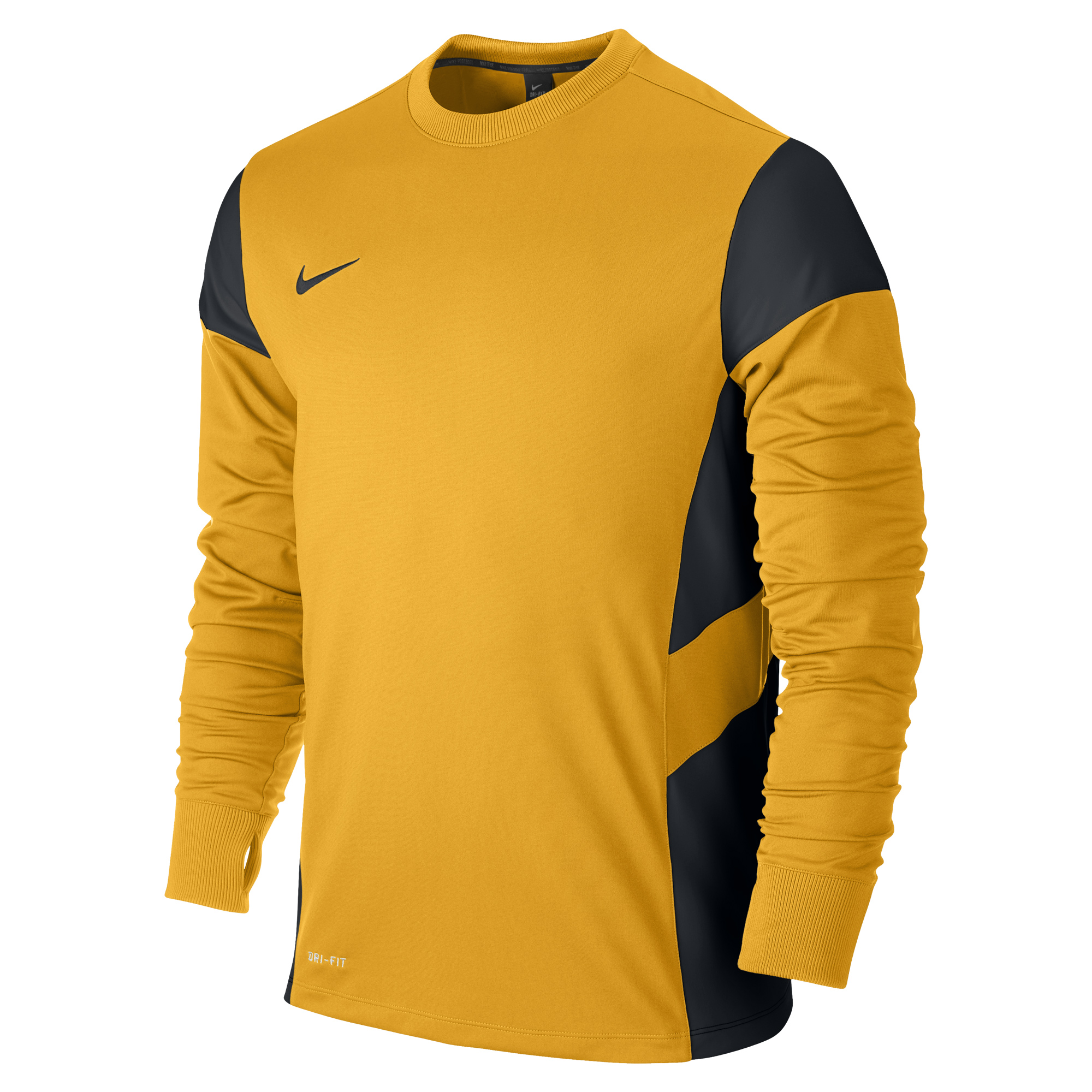 Nike - Midlayer 739 University Gold/Black/ (Black)