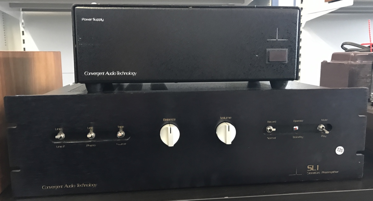 Convergent Audio Technology - Preamplifier SL1