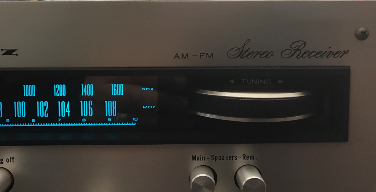 Receiver Marantz Model twenty seven