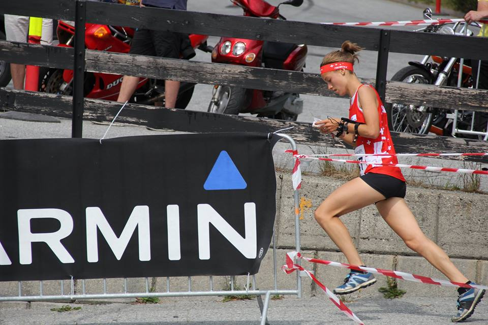 JWOC Sprint 2015 Norway