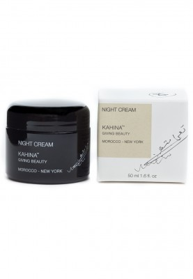KAHINA giving beauty / Night Cream SALE 40%