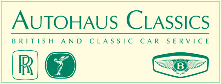 Autohaus Classics Rolls-Royce und Bentley Basel