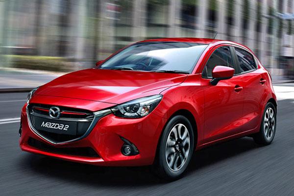 Mazda 2 ValuePlus Vorteil