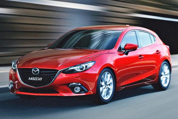 Mazda 3 ValuePlus Vorteil