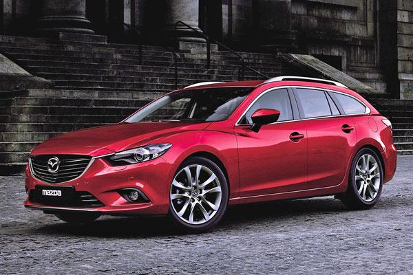 Mazda 6 SW ValuePlus Vorteil