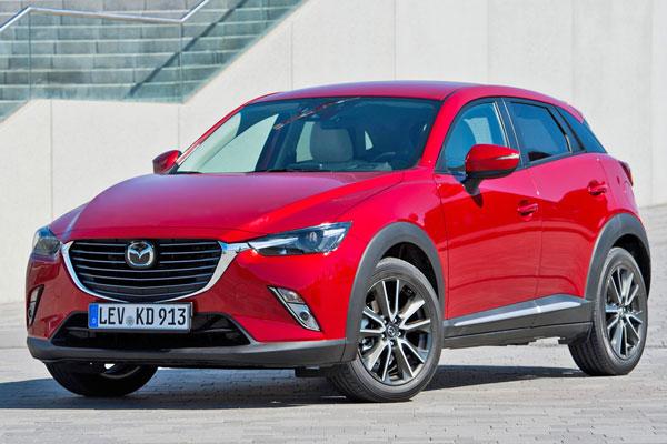 Mazda CX-3 ValuePlus Vorteil