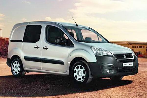 Peugeot Partner Nutzfahrzeug