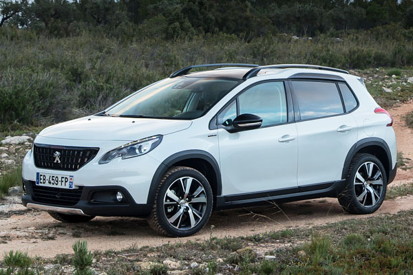 Peugeot 2008 Crossover SUV