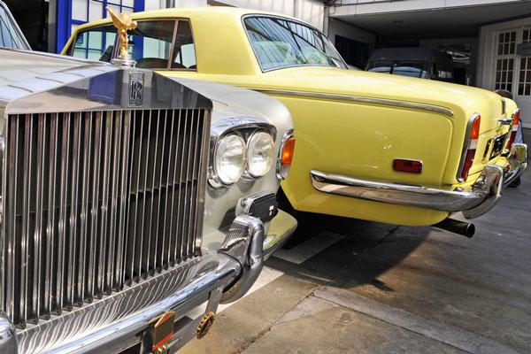 Rolls-Royce Silver Shadow Oldtimer