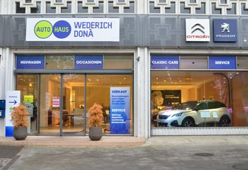 Autohaus Wederich Dona AG Basel