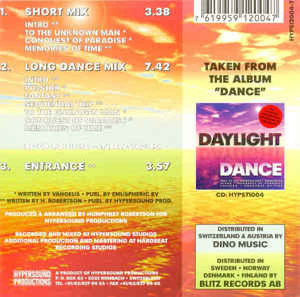 Daylight - Dance Nonstop Mix