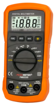 PM 8233E Multimeter