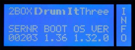 Photo-display-view-software-version-serial-number-2Box-drumIt-Three