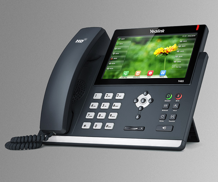 Yealink SIP-T48S Bussiness-IP-Telefon