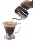 Filter Dripper Kaffeefilter mit Start-Stop Funkion