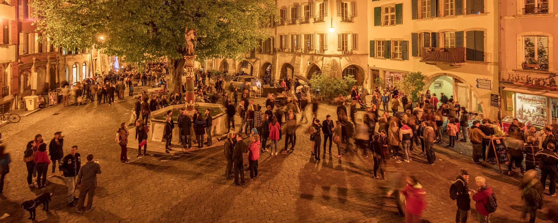 First Friday Biel-Bienne