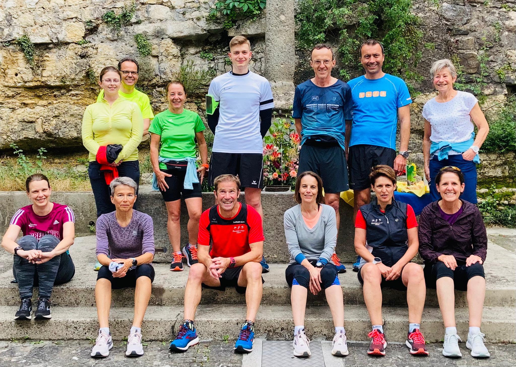 Laufgruppe 2021 Lauftraeffjpg